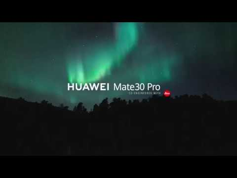 HUAWEI Mate 30 Pro – Let Moments Speak with 4K Time-lapse