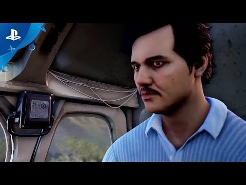 Narcos: Rise of the Cartels - Launch Date Announcement Trailer | PS4