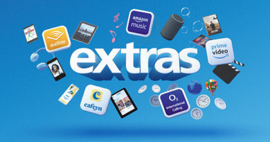 O2 launches O2 extras – offering memberships to Amazon Prime Video, Amazon Music and more