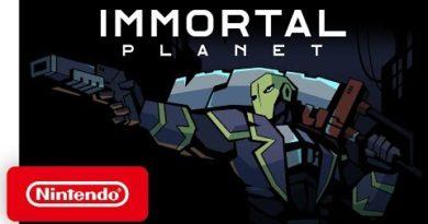 Immortal Planet - Launch Trailer - Nintendo Switch