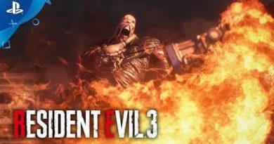 Resident Evil 3 - Special Developer Message | PS4