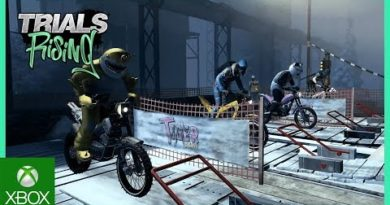 Trials Rising: Expedition to the North Pole - Season 4 Trailer