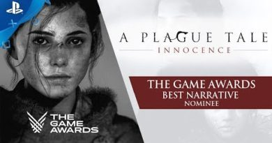 A Plague Tale: Innocence - The Game Awards Trailer | PS4