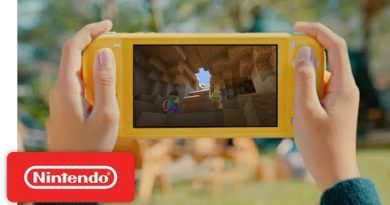 Nintendo Switch Lite - For Gaming On-The-Go