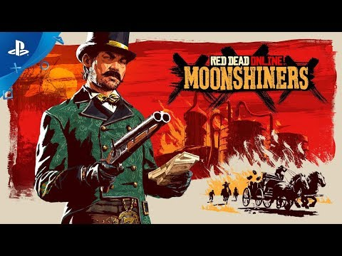 Red Dead Online - Moonshiners | PS4