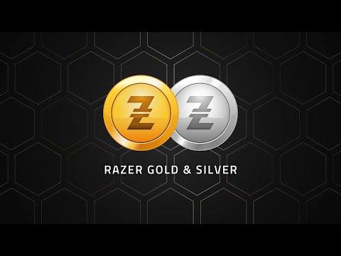 Reload your Razer Gold Wallet