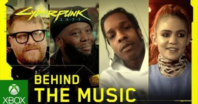 Cyberpunk 2077 – Behind The Music