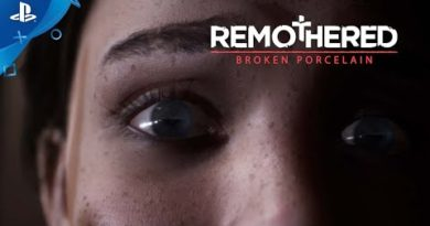 "Remothered: Broken Porcelain - ""Home for the Holidays"" Trailer | PS4"