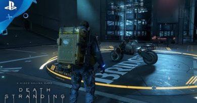 Death Stranding - Equipment Short Trailer | PS4