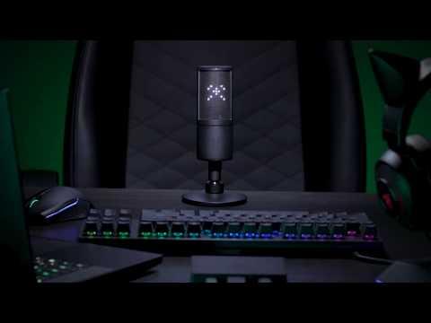 Seiren Emote - Advanced Lighting