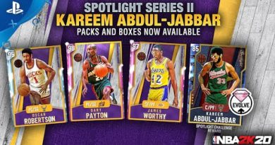 NBA 2K20 - Kareem Abdul-Jabbar Spotlight Pack | PS4