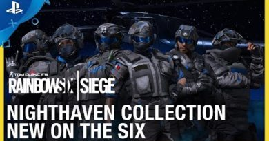Rainbow Six Siege - NIghthaven Collection: New on the Six | PS4
