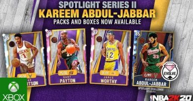 NBA 2K20 - Kareem Abdul-Jabbar Spotlight Pack