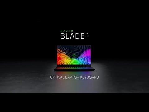 Razer Blade 15 | Optical Keyboard (2019)