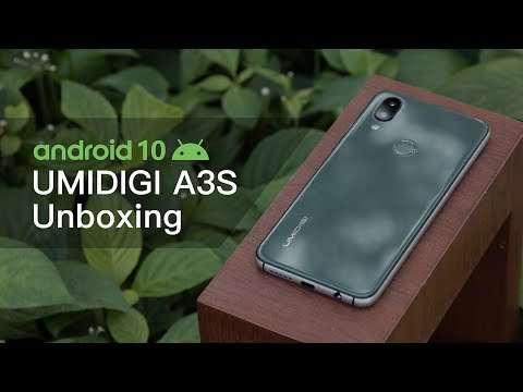 World's Most Affordable Android 10 Smartphone UMIDIGI A3S Unboxing