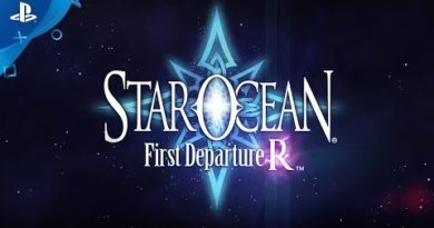 Star Ocean First Departure R - Launch Trailer | PS4