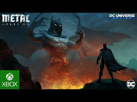 OUT NOW! DC Universe Online - Metal Part II