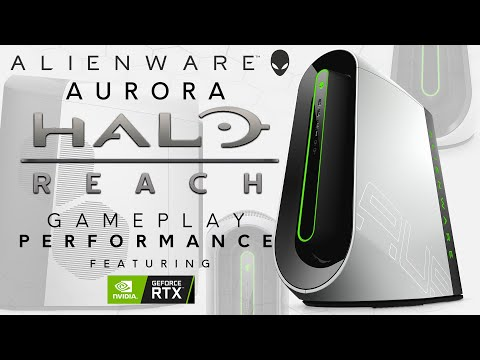 Aurora R9 - Halo Reach: Gameplay Performance