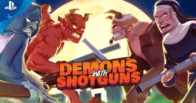 Demons with Shotguns - Announce Trailer   PS4