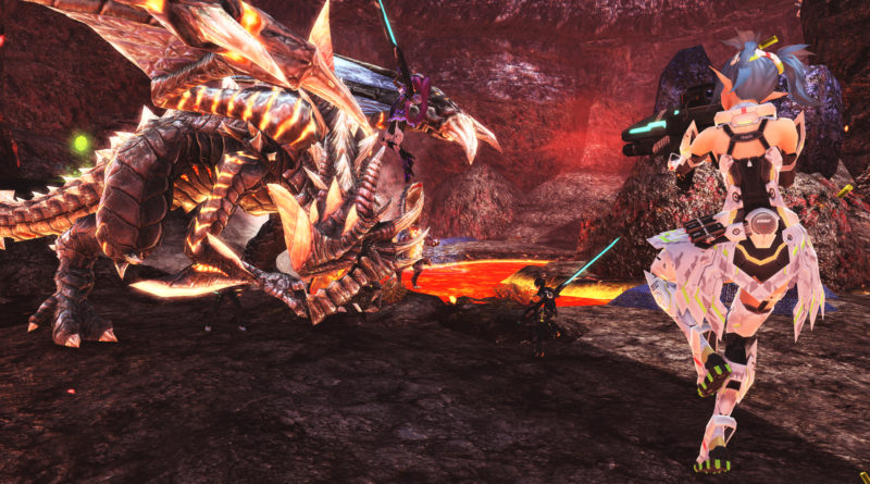 Phantasy Star Online 2: Closed Beta Test Starts February 7th