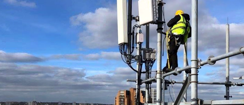 O2 to further improve network service for customers using Open Radio Access Network (RAN) technology