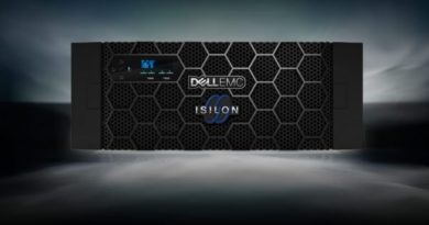 And the Emmy Award Goes To…Dell EMC Isilon