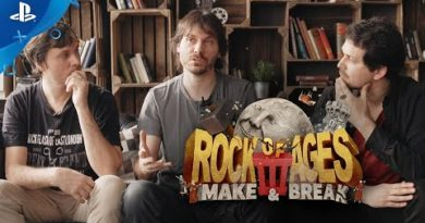 Rock of Ages 3 - Dev Diary #1: Rock Solid Foundations | PS4