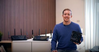 Upgrade your router with WiFi 6 motherboard–WiFi 5 vs. WiFi 6 Router Speed Comparison Test   ASUS