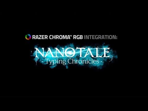 Razer Chroma | Nanotale - Typing Chronicles