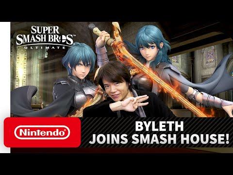 "Super Smash Bros. Ultimate – Mr. Sakurai Presents ""Byleth"""