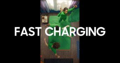 Galaxy A: Fast Charging