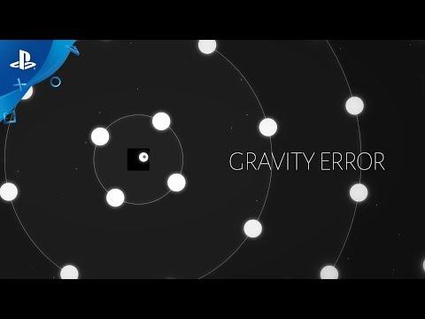 Gravity Error - Launch Trailer | PS4