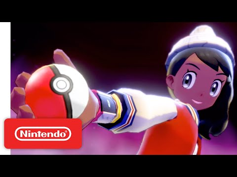 Pokémon Sword & Pokémon Shield - Explore the Wild Area - Nintendo Switch