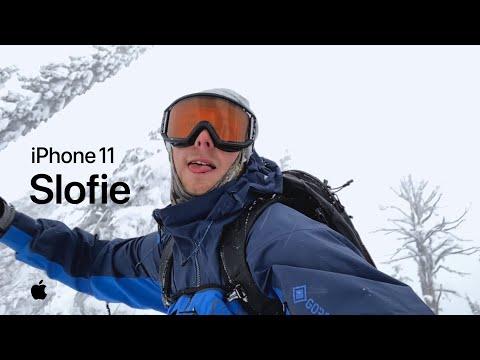Slofie on iPhone 11 — Backflip — Apple