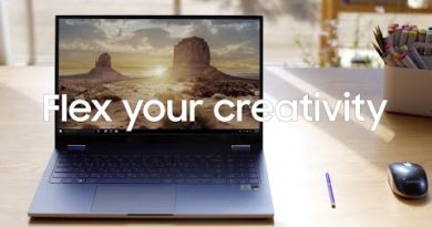 Galaxy Book Flex: Built for Creatives | Samsung