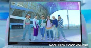 Galaxy Book Ion: Move in the aura - QLED display   Samsung