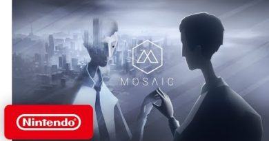 Mosaic - Launch Trailer - Nintendo Switch