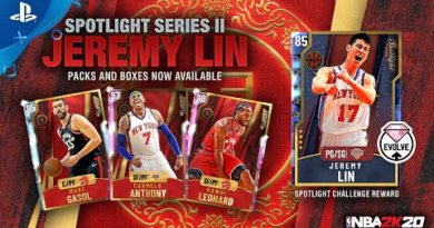 NBA 2K20 MyTEAM -  Jeremy Lin Spotlight Series II | PS4