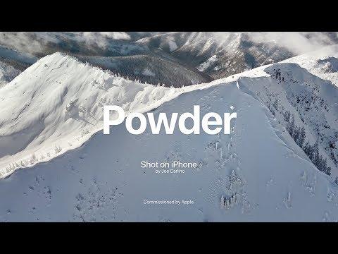 Powder: Backcountry Snowboarding at Baldface Lodge  — Shot on iPhone