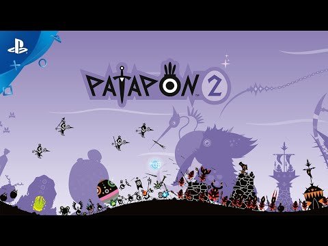Patapon 2 Remastered - Announce Trailer | PS4