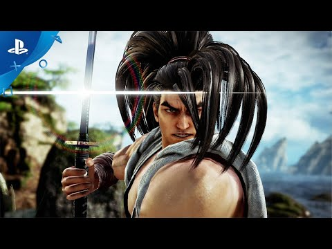 Soulcalibur VI - Haohmaru Gameplay Trailer | PS4