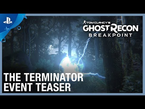 Ghost Recon Breakpoint - Terminator Teaser | PS4