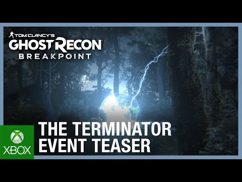Tom Clancy's Ghost Recon Breakpoint: The Terminator Event Teaser | Ubisoft [NA]
