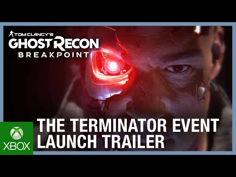 Tom Clancy's Ghost Recon Breakpoint: The Terminator Event Trailer | Ubisoft [NA]
