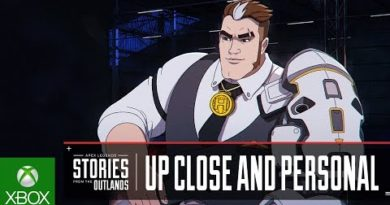 Apex Legends | Stories from the Outlands – Up Close and Personal