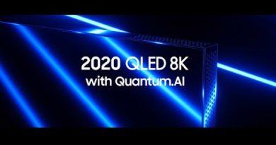 [CES 2020] 2020 QLED 8K: Official Introduction   Samsung