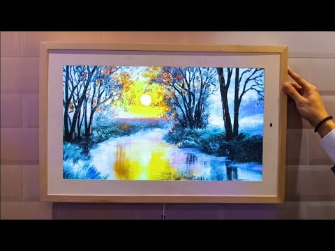 Introducing the Lenovo Smart Frame