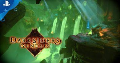 Darksiders Genesis -  Launch Trailer   PS4