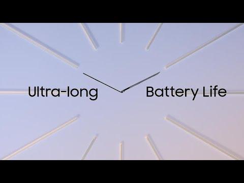 Galaxy Book S: Ultra-long battery life