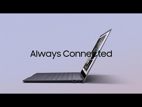 Galaxy Book S: Always Connected